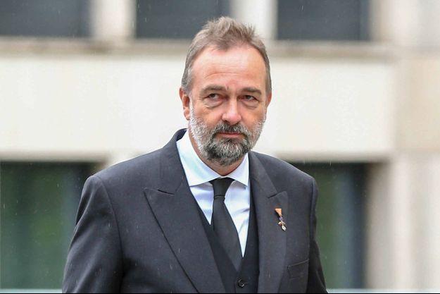L'archiduc Karl von Hasburg aux obsèques du grand-duc Jean de Luxembourg, le 4 mai 2019