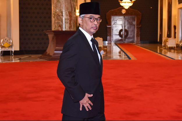 Le sultan de l'Etat malaisien de Pahang, Tengku Abdullah Shah, a été élu roi de Malaisie à Kuala Lumpur, le 24 janvier 2019