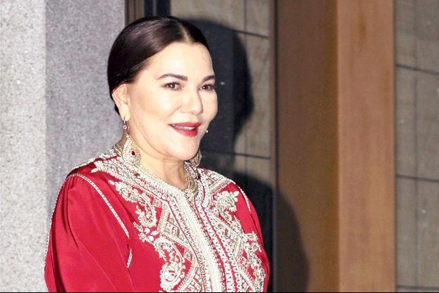 La princesse Lalla Hasnaa du Maroc à Tokyo, le 22 novembre 2018