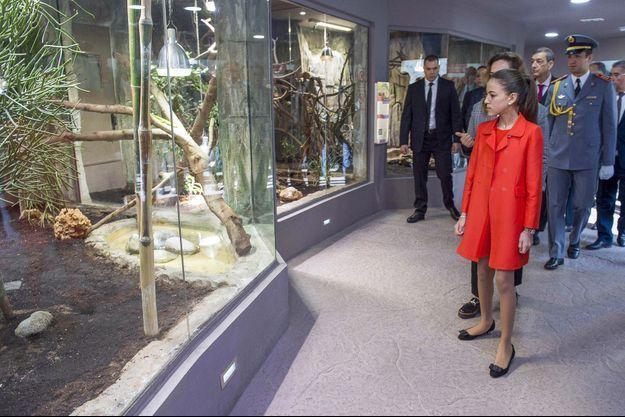 La princesse Lalla Khadija du Maroc à Rabat, le 13 décembre 2019