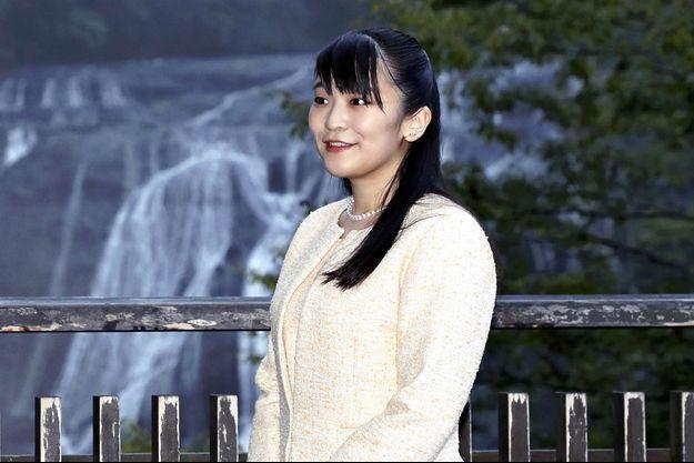 La princesse Mako du Japon, le 7 octobre 2019