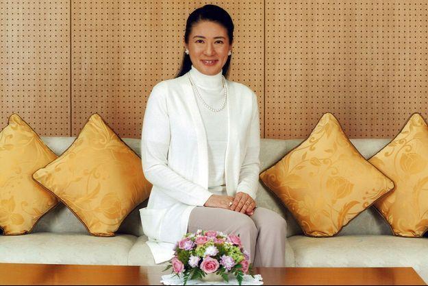 La princesse Masako du Japon à Tokyo, le 28 novembre 2015