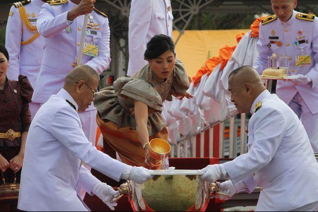 La princesse Sirivannavari Nariratana de Thaïlande à Bangkok, le 11 janvier 2019