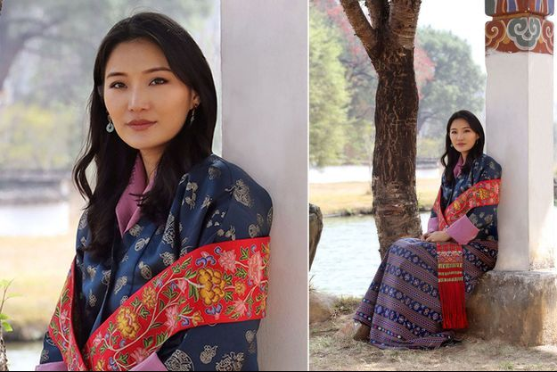 La reine du Bhoutan Jetsun Pema. Portrait diffusé pour ses 30 ans, le 4 juin 1990