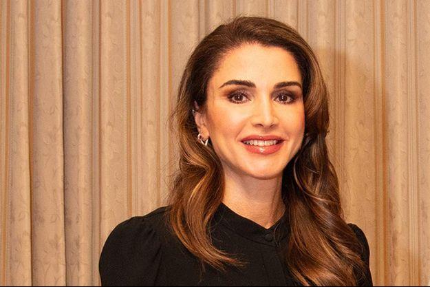 La reine Rania de Jordanie, le 27 novembre 2018