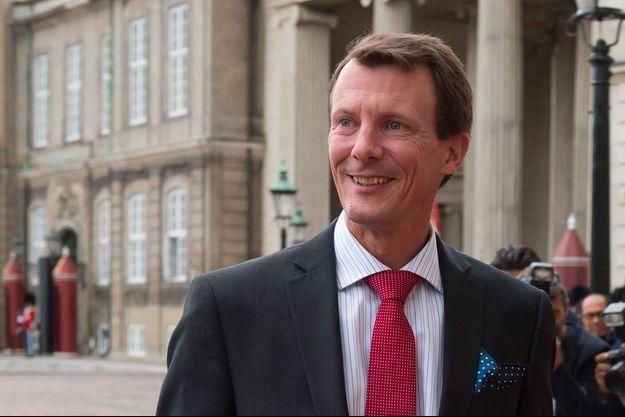 Le prince Joachim de Danemark, en 2018.