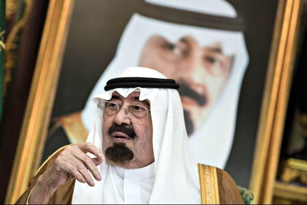 Le roi Abdallah d'Arabie saoudite souffre d'une pneumonie.