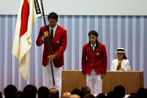 La princesse Masako du Japon à Tokyo, le 3 juillet 2016