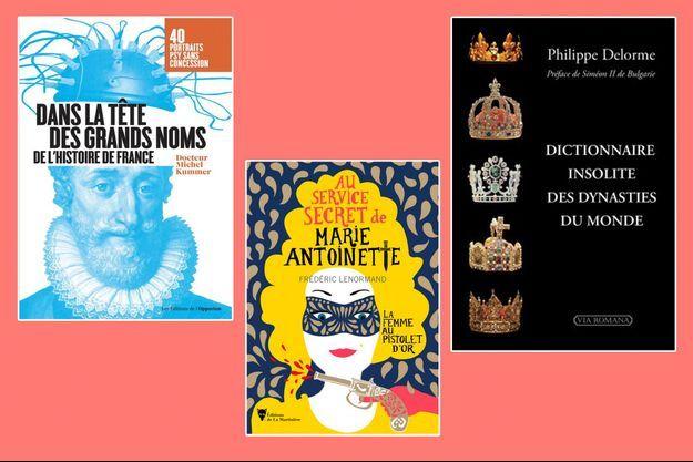 Trois idées de livre en lien avec la royauté pour Noël, hors des sentiers battus