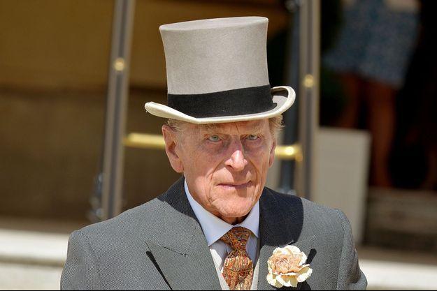 Le prince Philip a 93 ans