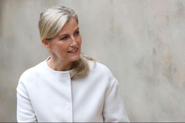 La comtesse Sophie de Wessex à Londres, le 1er octobre 2020