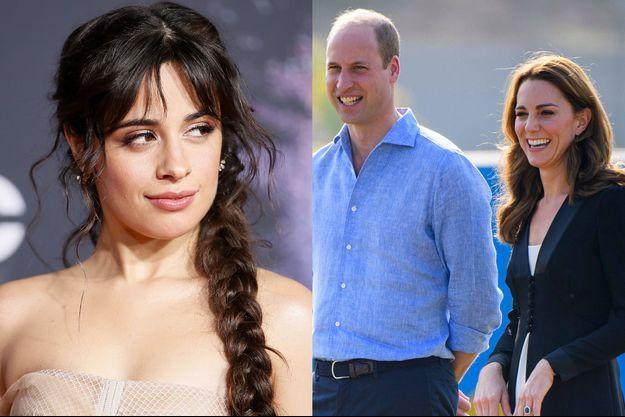 Camila Cabello a rencontré William et Kate en octobre dernier à Londres.