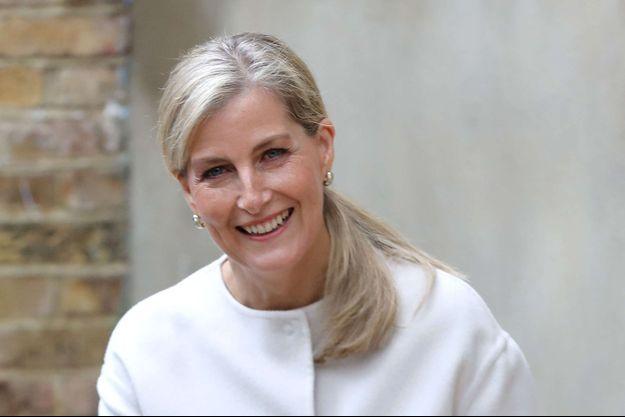 La comtesse Sophie de Wessex, le 1er octobre 2020