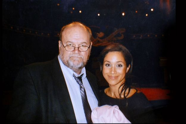Thomas et Meghan Markle
