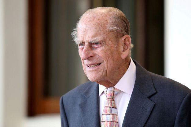 Le prince Philip, ici à Londres le 14 juillet 2017.
