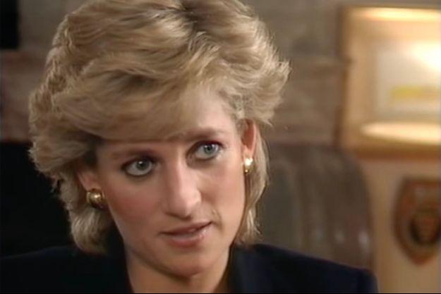 """Lady Diana interviewée par Martin Bashir dans """"Panorama"""" pour BBC en 1995"""