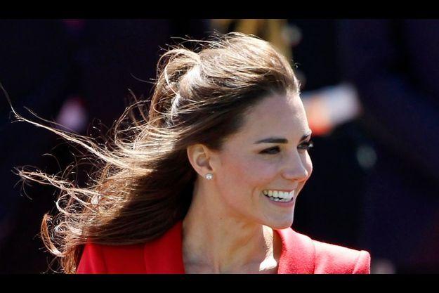 Kate Middleton est a l'origine d'un véritable «Katy-boom» pour l'industrie du textile.