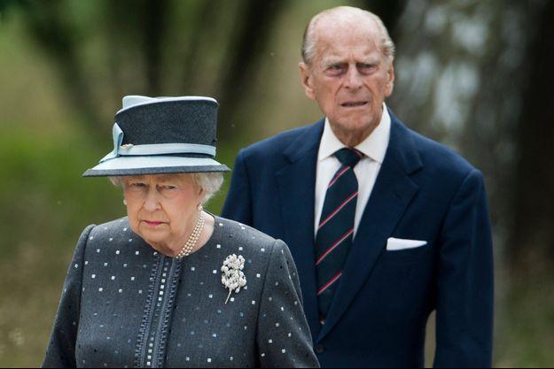 La reine Elizabeth II et le prince Philippe en juin 2015 - photo d'illustration