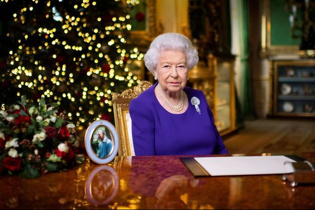 Elizabeth II a prononcé son traditionnel message de Noël.