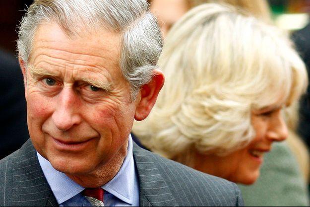 Charles et Camilla en 2007.
