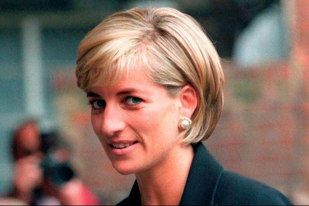 Lady Diana à Londres le 12 juin 1997, moins de trois mois avant sa mort