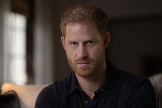 """Le prince Harry dans le documentaire """"The Me You Can't See"""" diffusé dès le 21 mai 2021 sur Apple TV+"""