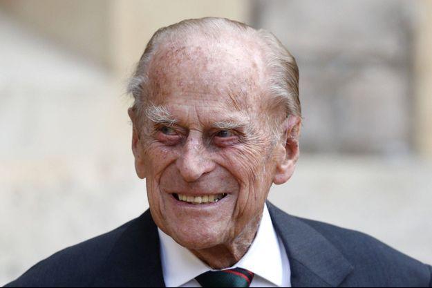 Le prince Philip en juillet 2020.