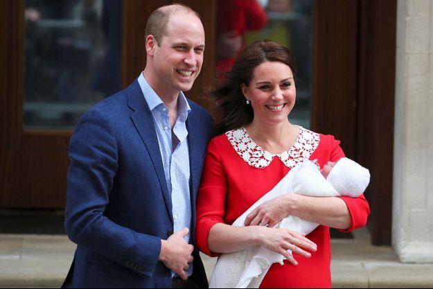 Kate a accouché de son troisième enfant le lundi 23 avril 2018 à Londres.