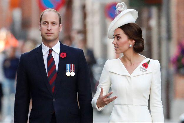 Kate Middelton et prince William