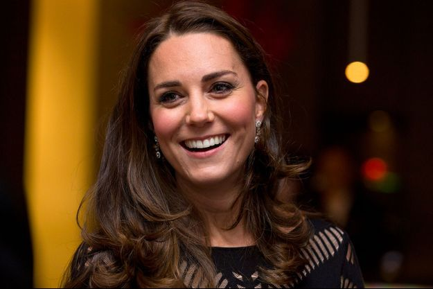Kate Middleton à Londres, le 23 octobre 2014