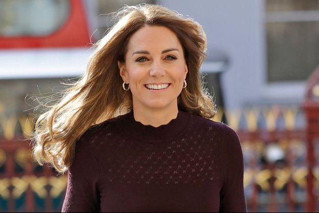 Kate Middleton à Londres le 9 octobre 2019.