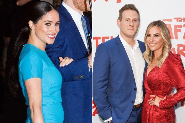 Meghan Markle, Trevor Engelson et sa nouvelle épouse Tracey Kurland