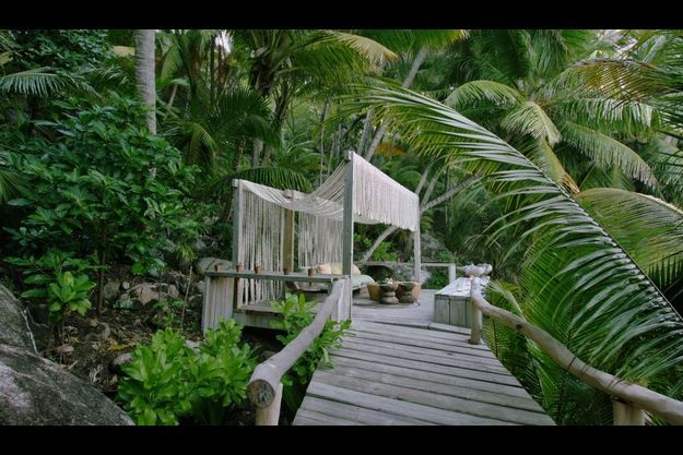 La Villa North Island sur l'Ile du Nord des Seychelles