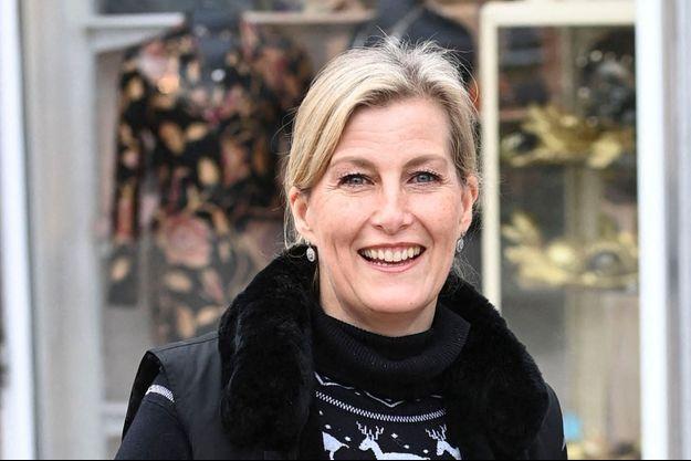 La comtesse Sophie de Wessex, le 9 décembre 2020