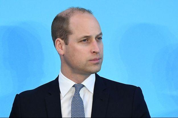 Le prince William le 9 mai 2018 à Londres