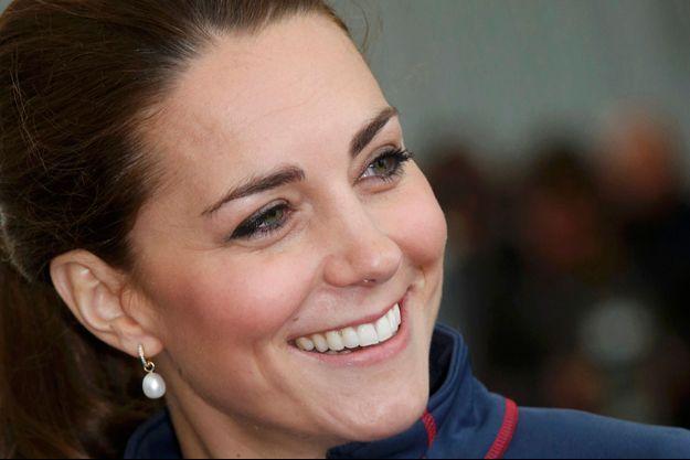 La duchesse Kate à Londres, le 26 juillet 2015