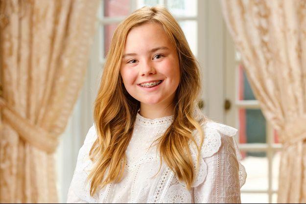 La princesse Ariane des Pays-Bas en 2020