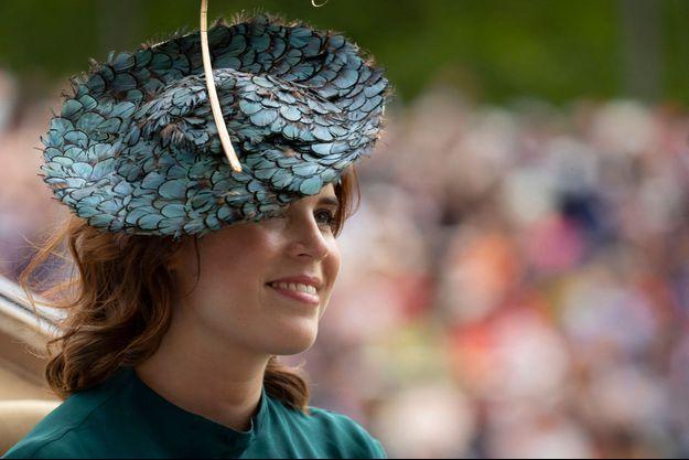 La princesse Eugenie d'York, le 20 juin 2019