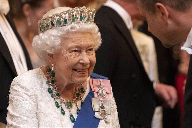 La reine Elizabeth II à Londres, le 11 décembre 2019