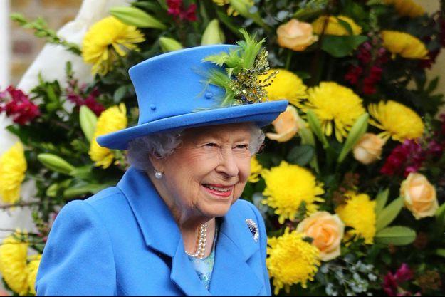 La reine Elizabeth II, le 11 octobre 2019