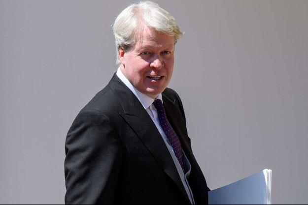 Charles Spencer, le frère de Lady Diana.