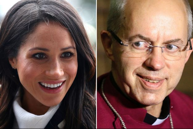 Meghan Markle et Justin Welby