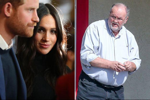 Meghan Markle a coupé tout contact avec son père Thomas
