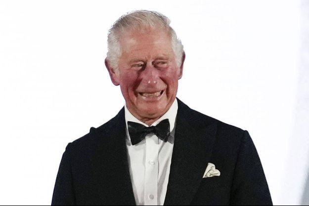 Le prince Charles, le 28 septembre 2021