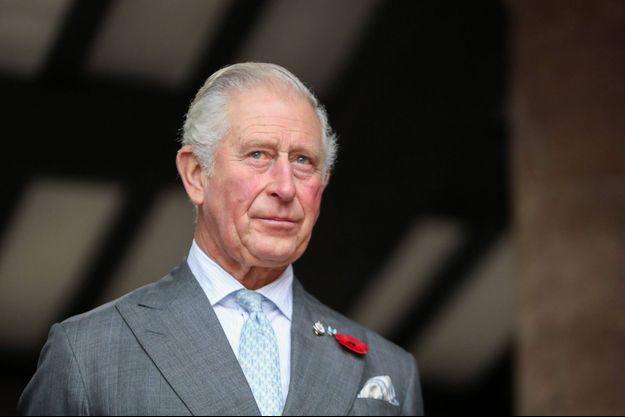 Le prince Charles, le 5 novembre 2019