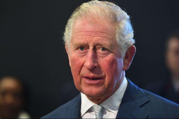 Le prince Charles, le 4 mars 2020