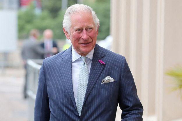 Le prince Charles, le 2 juillet 2020