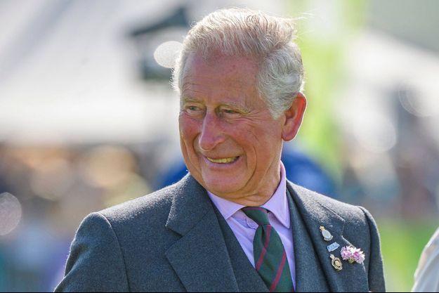 Le prince Charles en Ecosse, le 3 août 2019