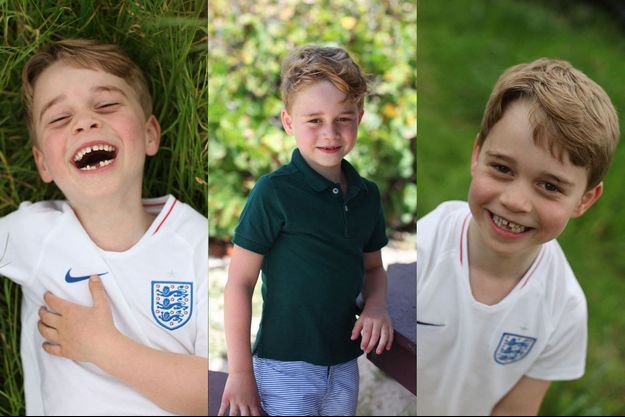 Le prince George a six ans ce lundi 22 juillet 2019