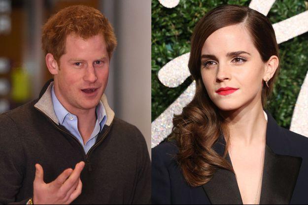 Le prince Harry à Nottingham le 3 février 2015 – Emma Watson à Londres le 1er décembre 2014